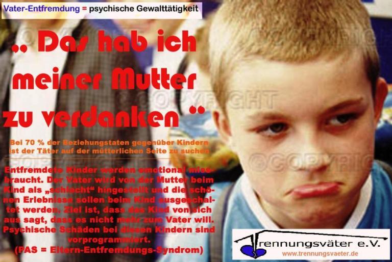 Psychische gewalt kinder